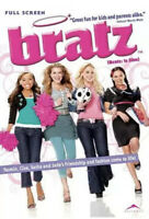 Bratz - The Movie (Widescreen Edition) 2007 DVD Canadian Import NM