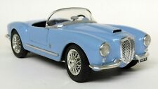 Burago 1/18 Scale 3010 Lancia Aurelia B24 Spider 1955 Blue Diecast Model Car