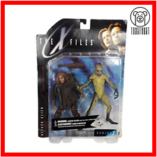 More details for attack alien x-files action figure series 1 vintage twin pack toy mcfarlane 1998