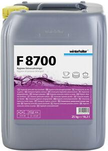Winterhalter F 8700 Universalreiniger  25 kg Kanister