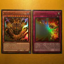 The Legendary Exodia Incarnate + Obliterate! ~ Ultra Rare ~ Forbidden One YuGiOh