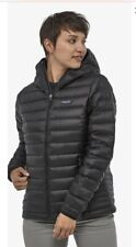 Patagonia NWOT Womens Down Sweater Hoody Small Black