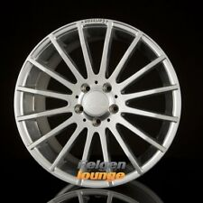 4 Cerchi in lega Carlsson 1/16 RS Platinum Edition (PE) 8,5x18 et50 5x112 ml66, 6 NUOVO