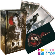 MALEFIC TIME TAROT CARDS DECK LUIS ROYO FANTASY FOURNIER TELLING ESOTERIC NEW