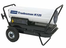 Lb White Tradesman K125 Kerosene Heater