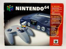 Nintendo 64 PAL version Boxed N64 VGC - TOP