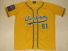 Shirt Trikot Maillot Baseball Sport Wanderers N°61 Size M