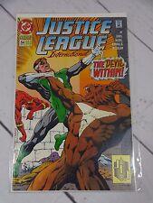 Justice League International #54 1993 Green Lantern Flash Bagged & Boarded C1233