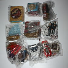 McDonald's MC DONALD'S HAPPY MEAL - 2011 TIN TIN SERIE COMPLETA imbustati