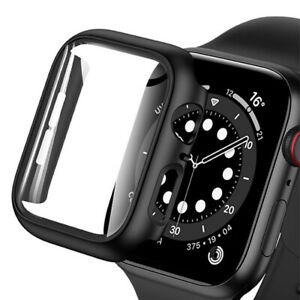 For Apple iWatch Series 4 5 6 SE 40mm Bumper Protective Case Screen Protector B