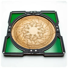 Party Dice Tray Celtic (Emerald Green) ~ by C4Labs