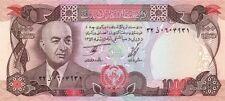 Afghanistan 1977 billet neuf UNC de 1000 afghanis pick 53c SH1356