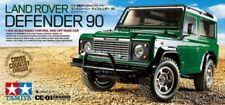 Three Battery Super Deal! Tamiya 58657 Land Rover Defender 90 CC01 4WD RC Kit