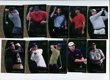 2001 Upper Deck Golf Stat Leaders Golf Set (21) Tiger Woods etc...