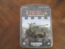 Tanks WWII Tank Skirmish Miniatures Game Sherman Tank Expansion - Gale Force 9