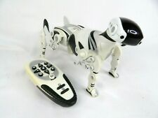 Wowwee 2005 Robopet Remote Control Dog chien robot 2005 fonctionnement ok