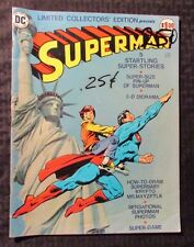 1975 DC Treasury C-38 SUPERMAN VG- 3.5