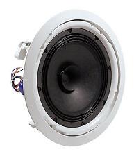 2 x JBL 8128 8-Inch Full-range In-Ceiling Speaker Ideal For Background Music