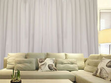 Unbranded Polyester Pleated Drapes
