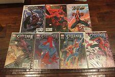 Spider-Man Unlimited (3rd Series) #1-7 Mini Series Run