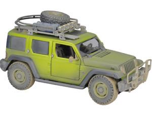 Maisto 1:18 Dirt Riders JEEP Rescue Concept Diecast Model SUV Car NEW IN BOX