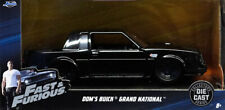 Buick Grand National Fast & Furious Dom 1:32 Jada Toys 99523