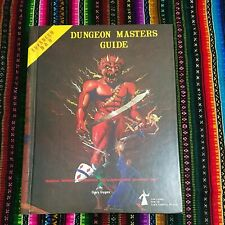 1979 DUNGEON MASTERS GUIDE, REVISED EDITION Advanced Dungeons & Dragons