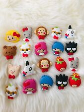 Sanrio Vintage Characters Hello Kitty Flat Back Crafts Trinket Resin Kawaii