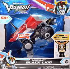 VOLTRON Legendary Defender BLACK LION Intelli-Tronic Combinable Figure Playmates