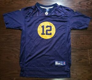 Green Bay Acme Packers Aaron Rodgers #12 NFL Football Jersey Youth Size XL