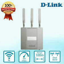D-Link DAP-2590 Wireless-N Dual Band PoE Access Point Good Working Condition