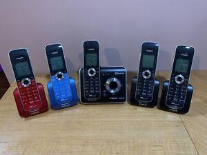 Vtech cordless phone DS6472-6