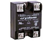 Crydom G280D90 Relay SSR 34mA 32V DC-IN 90A 280V AC-OUT 4-Pin, US Authorized