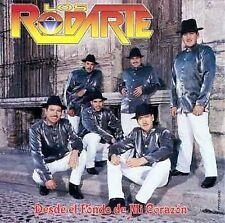 Los Rodarte : Desde El Fondo De Mi Corazon CD