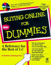 Very Good, Buying Online For Dummies, W., Book