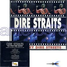 "DIRE STRAITS ""ON EVERY DIRE STREETS"" RARE DOUBLE CD MADE IN ITALY 1991"