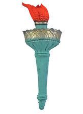 Estatua de la libertad de antorcha de llama Fancy Dress Accesorio Prop New York