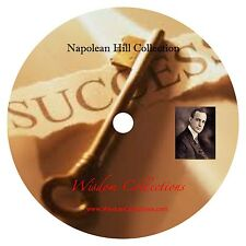 Think and Grow Rich / Laws of Success - Napolean Hill (Audio & Digital Book)