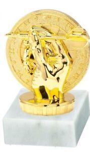 Dart-Pokal mit Ihrer Wunschgravur (P017)