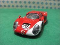 """ALFA ROMEO 33/2 Spyder 2000cc. """"Daytona 1968"""" - 1/43 Best 9121"""