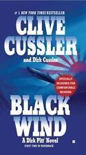 Black Wind 19 by Dirk Cussler and Clive Cussler   Paperback  