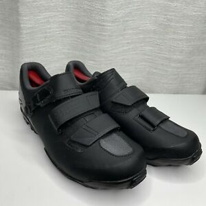 Shimano SH-ME300 Men's Black Cycling Shoes Size 10.5 Wide