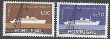 Portugal SC # 838-9 MH 2nd Congress of the Merchant Marine