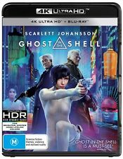 Ghost In The Shell (2017) - 4K Ultra HD