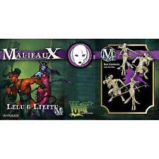 Malifaux The Neverborn BNIB Lelu/Lilitu WYR20429