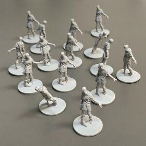 15x Zombies Walkers Zombibice Walk Of The Dead Board Game Kickstarter DND Toys