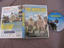 Pur week-end de Olivier Doran avec Kad Merad et Bruno Solo, DVD, Comédie