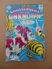 Challengers Of The Unknown 40 . DC 1964 . FN +