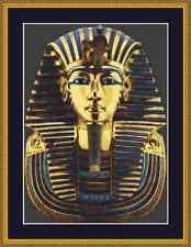 Tutankhamun Cross Stitch Kit