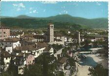 170101 UDINE CIVIDALE DEL FRIULI - BORGO BROSSANA Cartolina viaggiata 1962